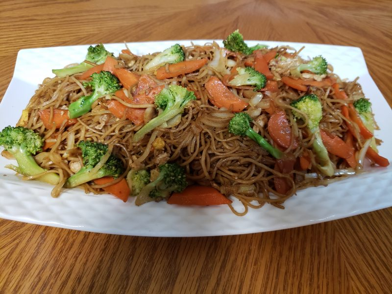 Burmese Noodles